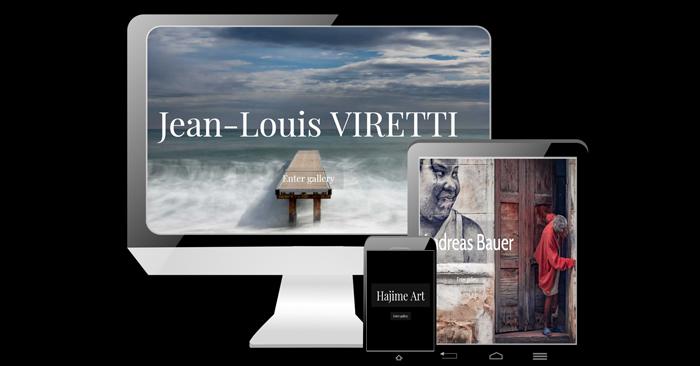 New 1x Portfolios: Jean-Louis Viretti, Andreas Bauer, Hajime Art