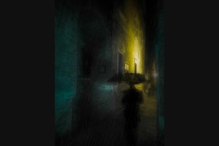"""The making of """"Urbino night"""""""