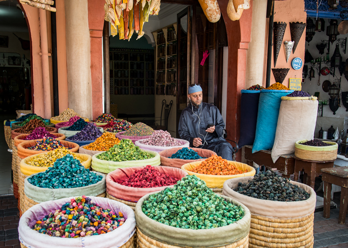 Photographing Exotic Marrakech
